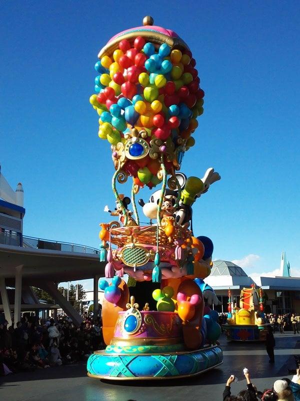 気球のフロート