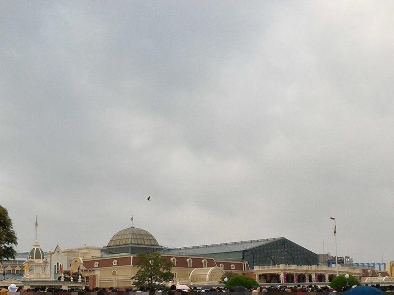 【TDR】運悪くディズニーリゾートで雨が降ってしまったとき