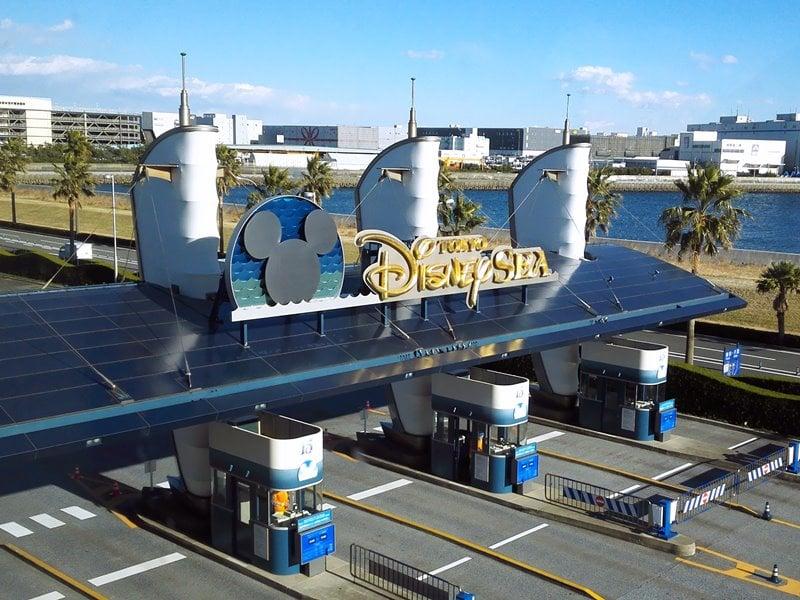 外環道千葉区間が開通して東京ディズニーリゾートへのアクセスが早くなる?