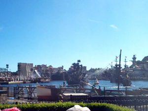 パイレーツ・サマーバトル海賊船