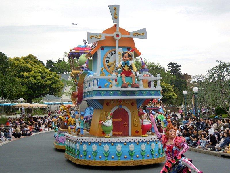 フロート:ピノキオ